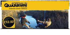 Cornwall Yurts Adrenalin Quarry Places